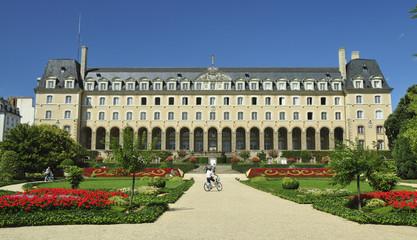 Palacio en Rennes, Francia