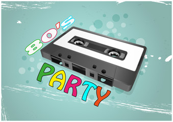 tape cassette party
