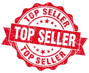 Top Seller Grunge red scratched Stamp