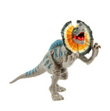 Scary plastic dinosaur toy
