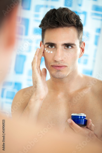 Male beauty care