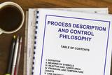 Process description and control philosophy poster