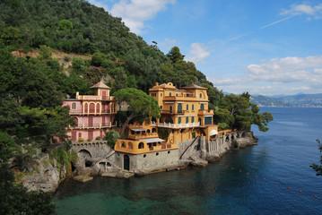 la strada per Portofino