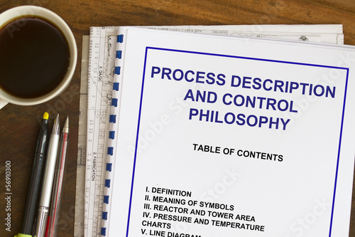 Process description and control philosophy