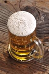 Eine Mass Bier