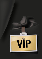 COSTUME_Badge_VIP