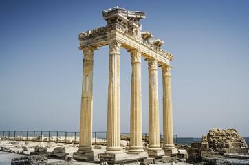 The Temple of Apollon@Antalya
