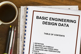 Basic engineering design data
