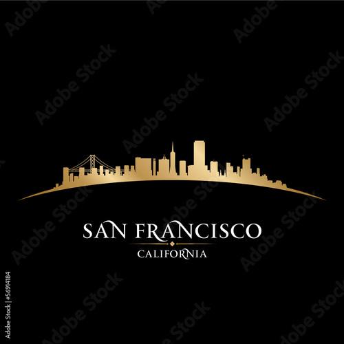 Fototapeten,san francisco,california,stadt,skyline