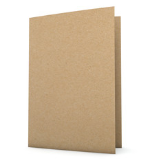 Recycled Paper Folder