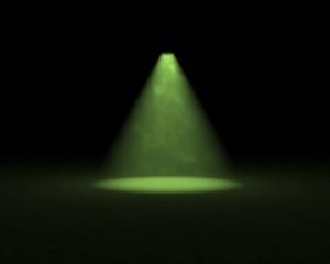 Occhio di bue verde