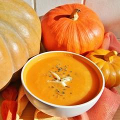soupe , citrouille, pumpkin, soup