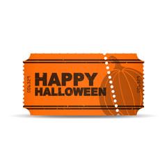 ticket v3 happy halloween I
