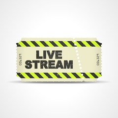 ticket v3 livestream I