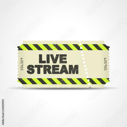 ticket v3 livestream I