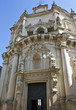 St. Matthew church - Lecce - Puglia - Italy