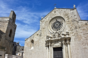 Otranto, the Cathedral - Puglia - Italy