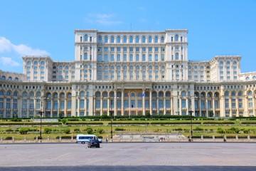Bucharest, Romania - parliament