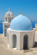 Church in Firostefani (Santorini island - Greece)