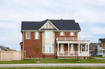 Modern Home in Suburbs