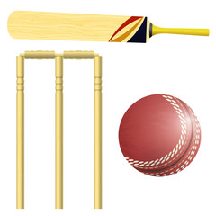 Items for cricket