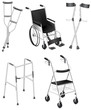 Crutches and Wheelchairs