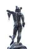 Sculpture of Perseus poster