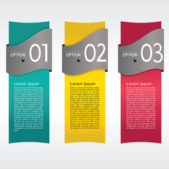 Abstract Banners Vector.EPS 10