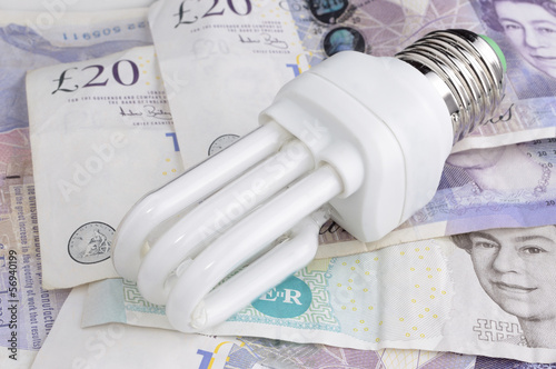 Britain Pound Sterling energy saving E27