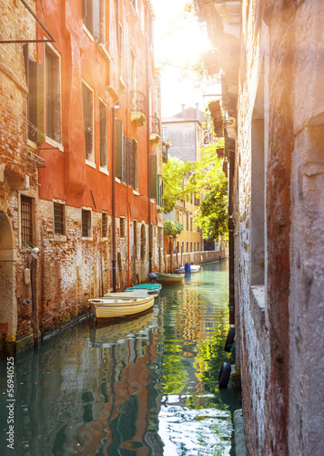 architecture of Venice. Italy. - 56940525