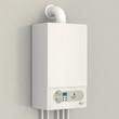 White gas boiler. - 56941767