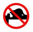 猫、盗み食い、禁止