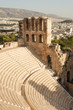 Odeon of Herodes Atticus on Acropolis Hill, Athens
