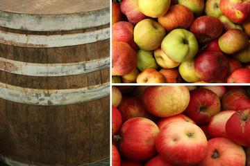 Pommes à cidre - Tonneau à Cidre