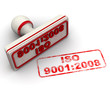 Печать и оттиск. ISO 9001:2008