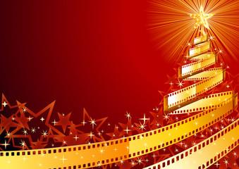 Film strip pinetree