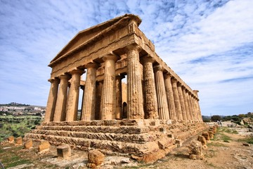 Agrigento, Sicily - Valle dei Templi (UNESCO Site)