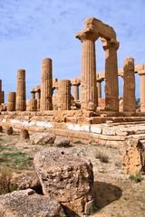 Sicily, Italy - Agrigento - Valle dei Templi (UNESCO Site)