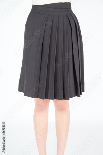 Trendy fashion skirt