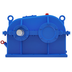 Industrial gear unit