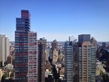 View Past Manhattan High Rises