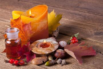 Wohltuende Düfte im Herbst