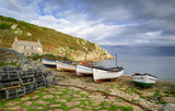 Penberth Cove in Cornwall