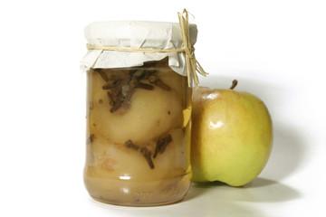 Pear in vinegar
