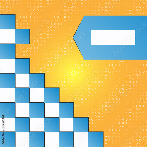 Seamless blocks vector background - eps 10 design