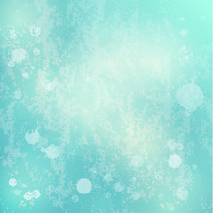 Grungy pastel blue background