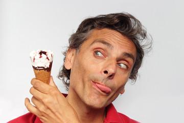 crazy for ice cream