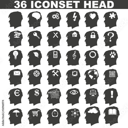 HEAD ICONSET
