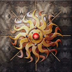 Alchemy series - Sol niger.