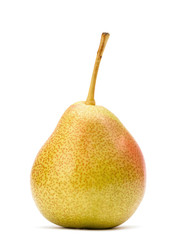 Pear Isolated